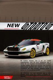 Revista coches espiritu RACER 16