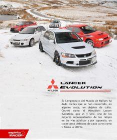 Revista coches espiritu RACER 17