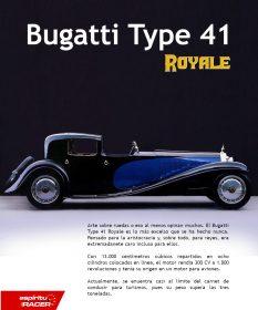 Revista coches espiritu RACER 26