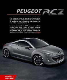 Revista coches espiritu RACER 34