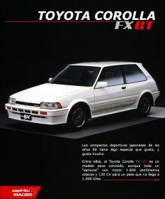 Revista coches espiritu RACER 44