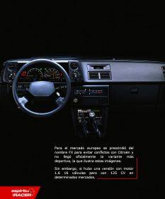 Revista coches espiritu RACER 45