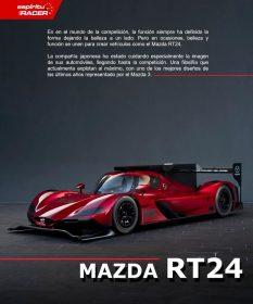 Revista coches espiritu RACER 49