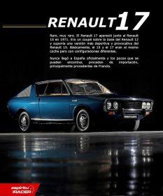 Revista coches espiritu RACER 50
