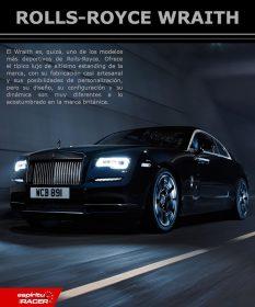 Revista coches espiritu RACER 51
