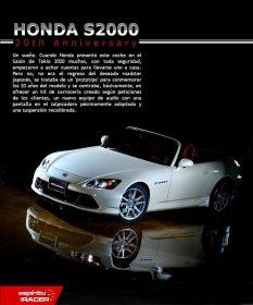 Revista coches espiritu RACER 52