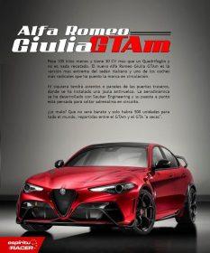 Revista coches espiritu RACER 56