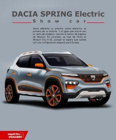 Revista coches espiritu RACER 62