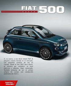 Revista coches espiritu RACER 65