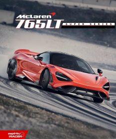 Revista coches espiritu RACER 67