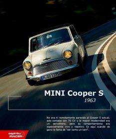 Revista coches espiritu RACER 69