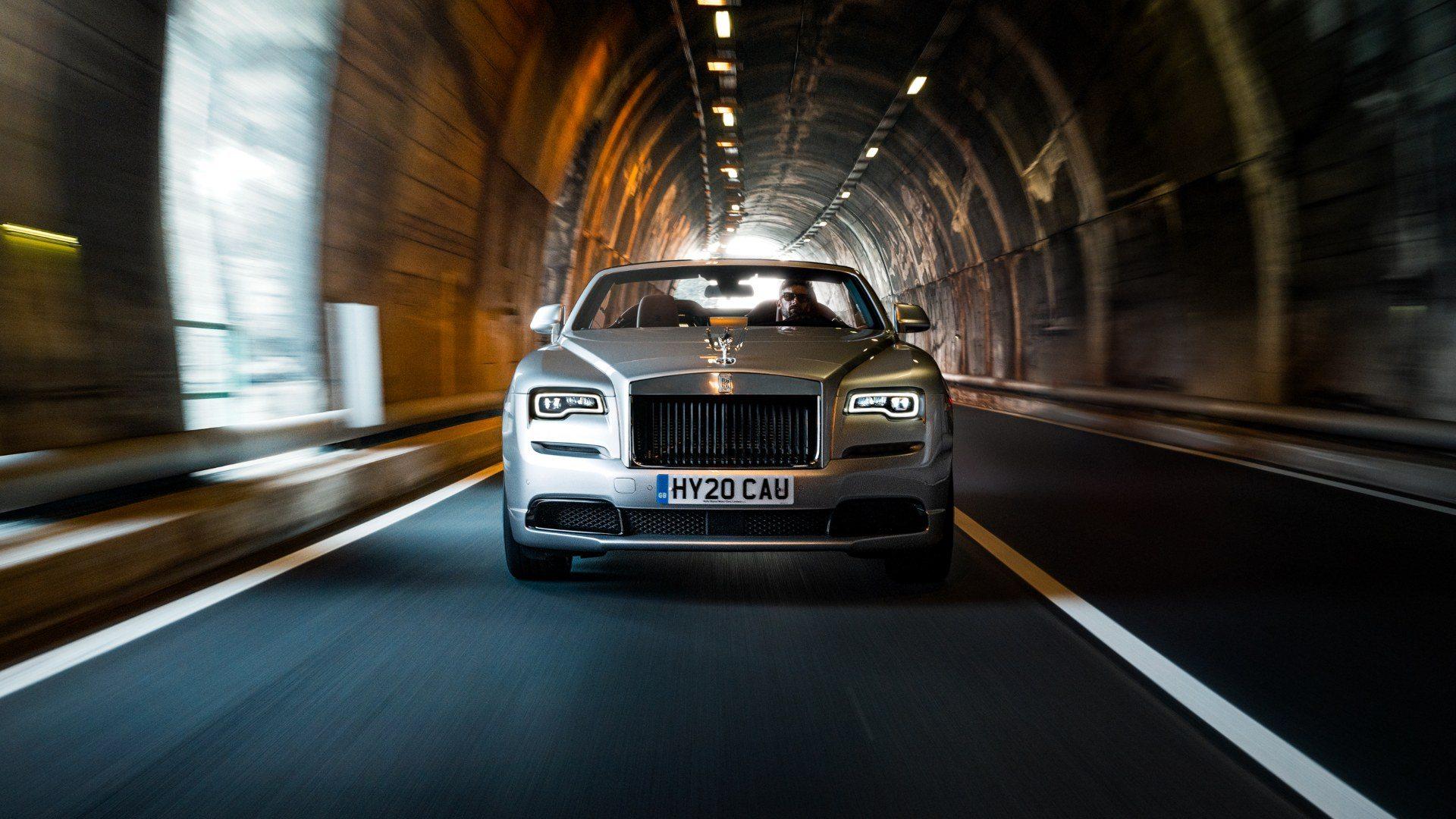 Rolls-Royce Dawn Silver Bullet, solo 50 unidades para todo el mundo