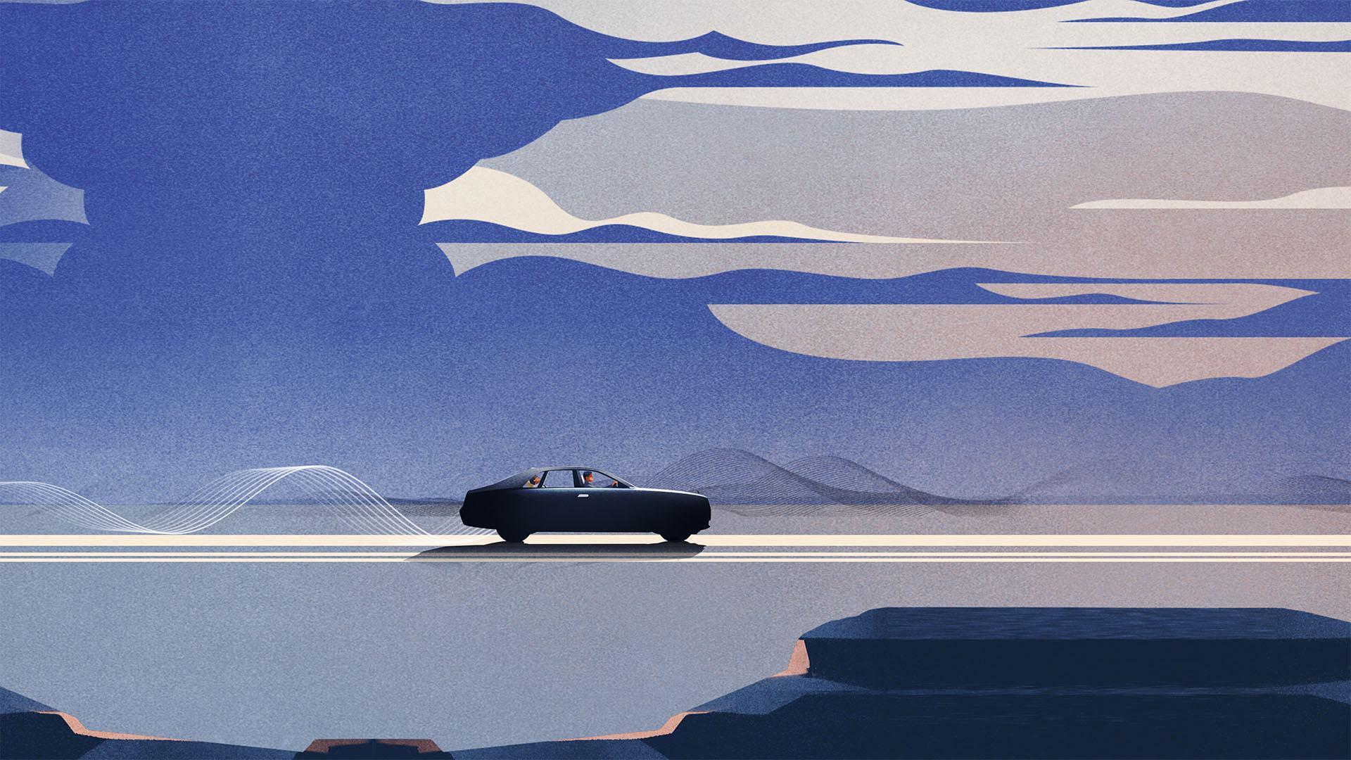Rolls-Royce busca la acústica perfecta en el nuevo Ghost