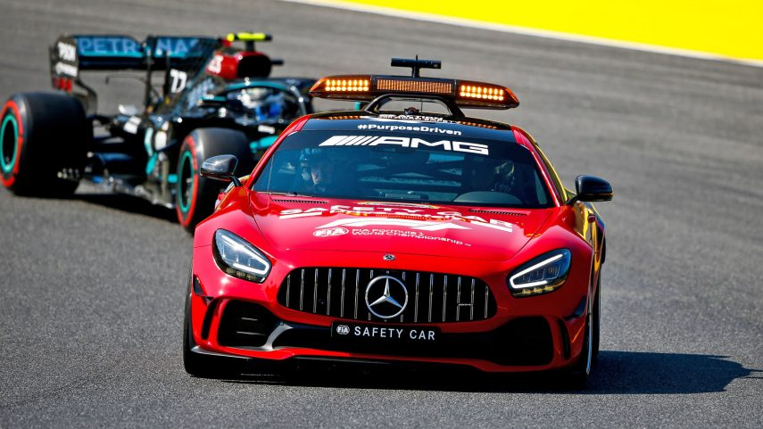 Safety Car GP Toscana 2020