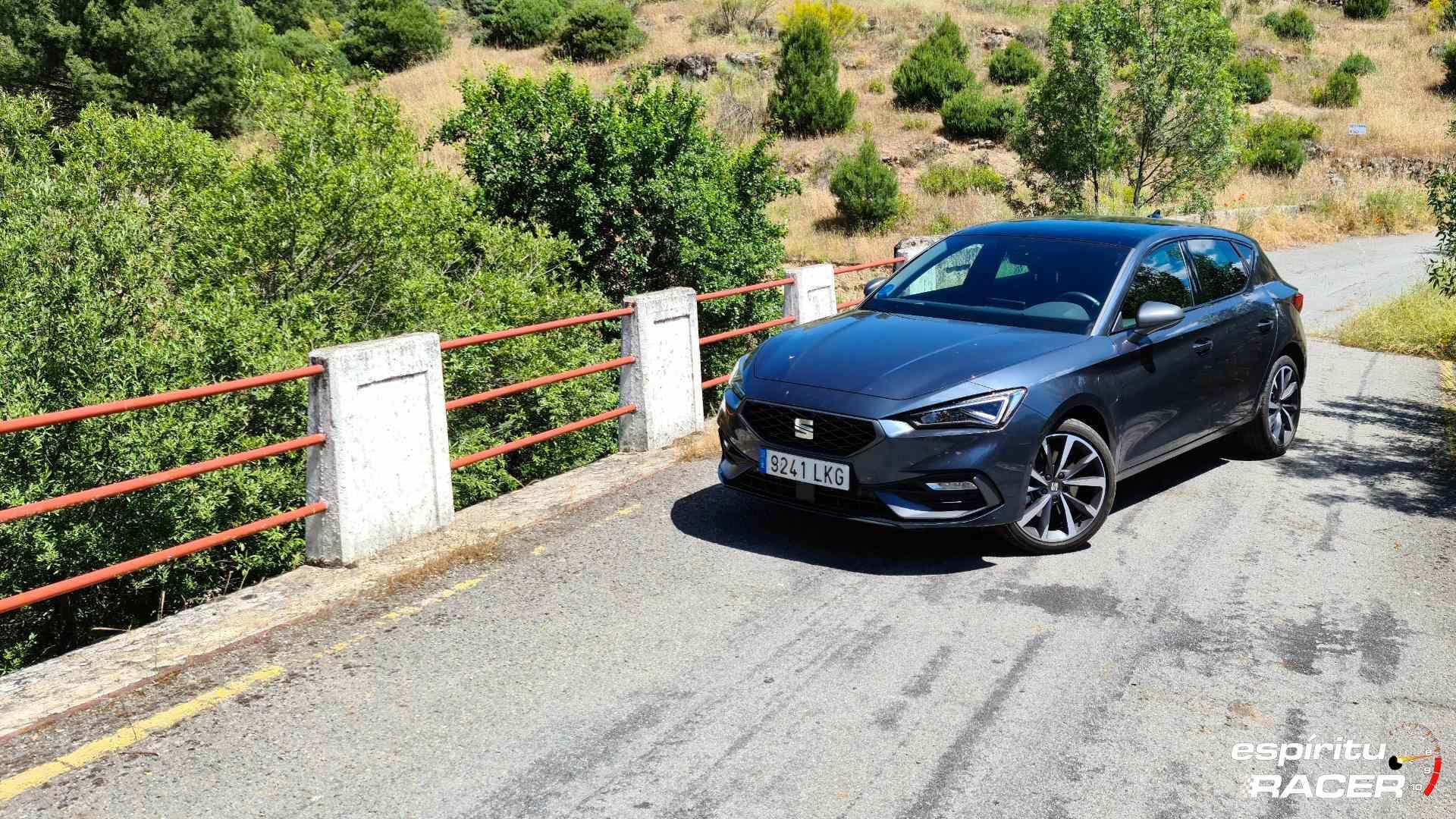 Prueba: SEAT León e-Hybrid