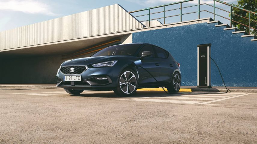 Ya se admiten pedidos del nuevo SEAT León e-HYBRID