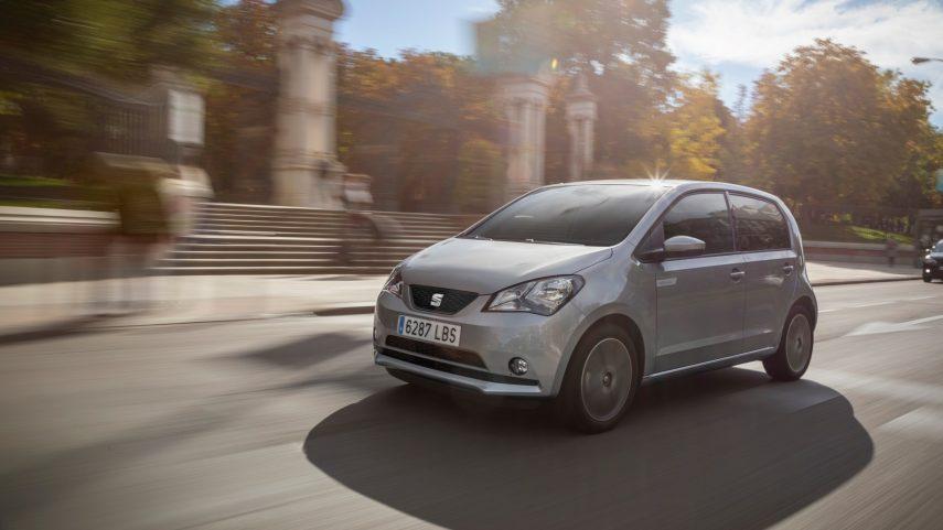 El SEAT Mii electric costará menos de 22.000 euros