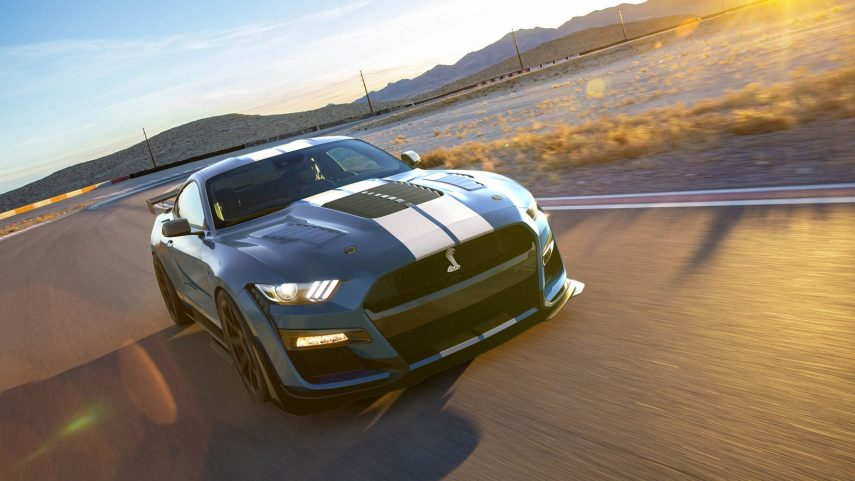 2020 Shelby GT350 y GT500 Signature Edition, hasta 811 CV