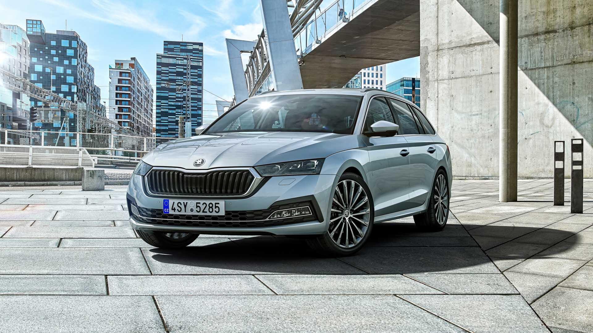 Škoda Octavia 2020: así es la cuarta generación de la exitosa berlina checa