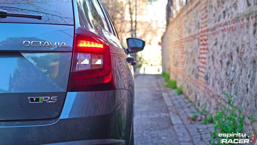 Skoda Octavia Combi RS 2019 estaticas 21