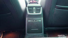 Skoda Octavia Combi RS 2019 interior 08