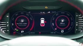 Skoda Octavia Combi RS 2019 interior 13