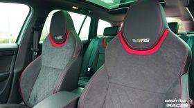 Skoda Octavia Combi RS 2019 interior 14