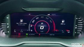 Skoda Octavia Combi RS 2019 interior 16