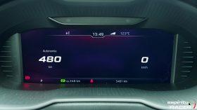 Skoda Octavia Combi RS 2019 interior 18