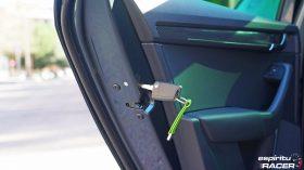 Skoda Octavia Combi RS 2019 interior 30