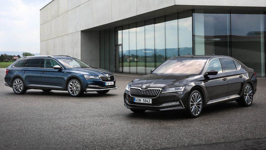Ya puedes comprar el nuevo Škoda Superb