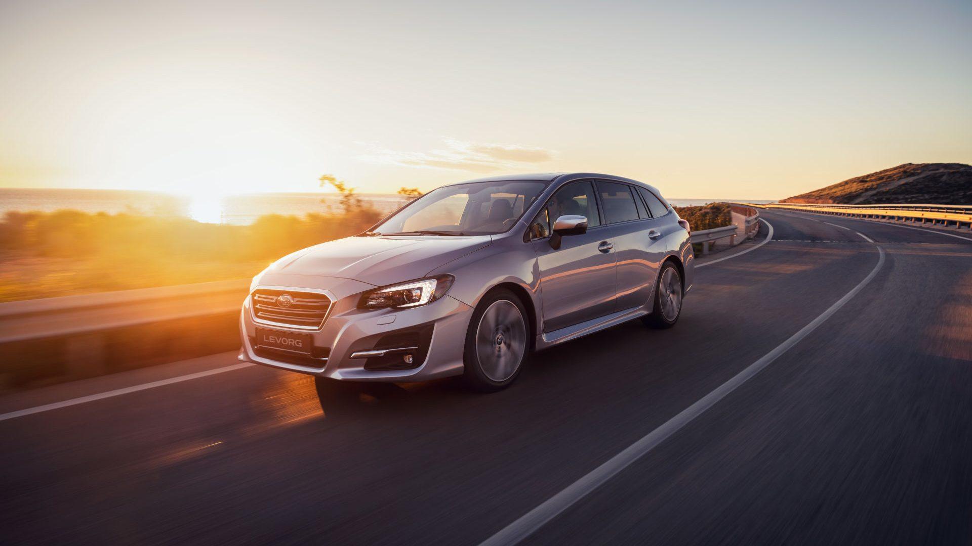 Nuevo Subaru Levorg 2019, igual de deportivo, más barato y mejor equipado