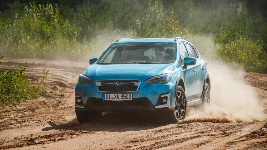 Subaru XV ECO Hybrid, ya disponible en España