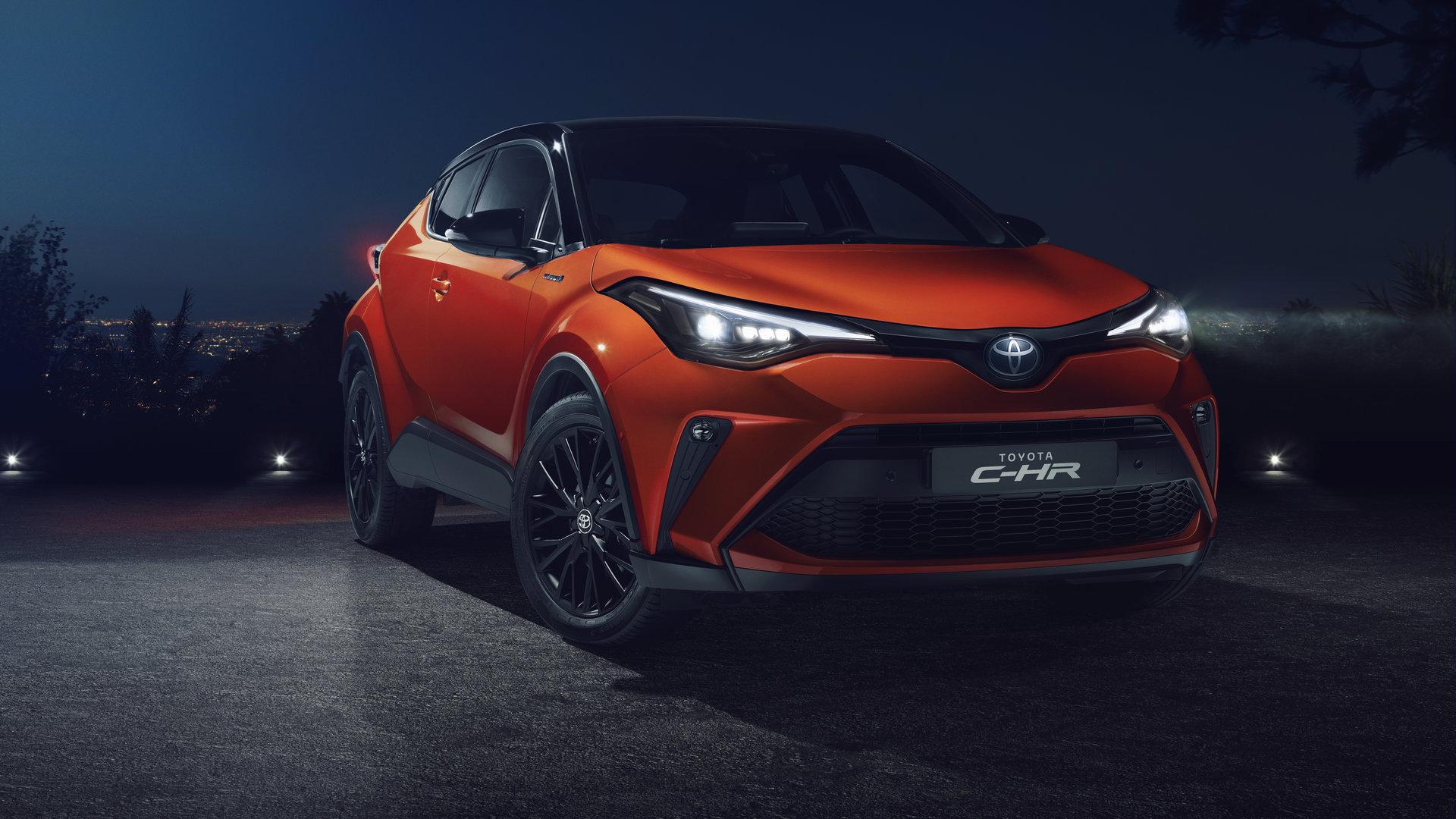 Toyota C HR 2020 1