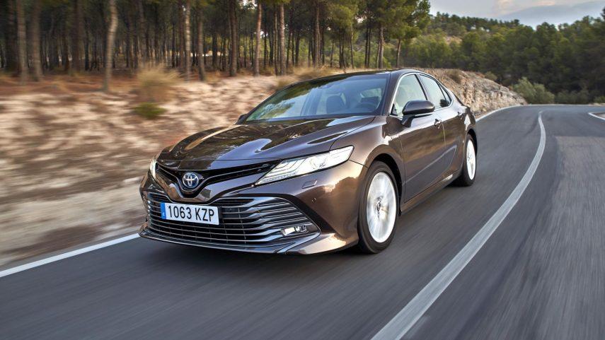 Toyota Camry, ya disponible en España