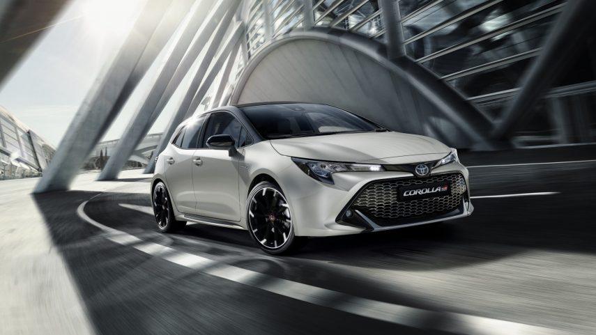 Toyota Corolla GR Sport, desde 26.750 euros