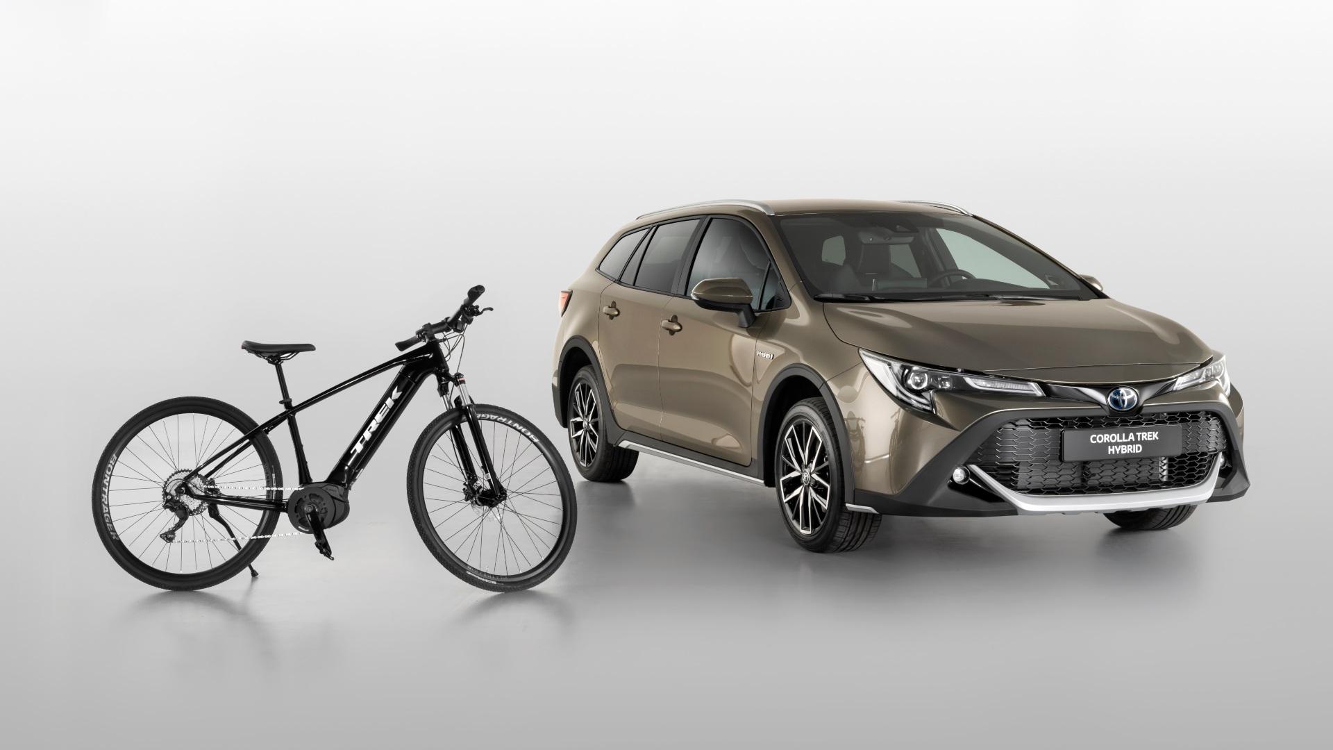 Nuevo Toyota Corolla Trek, ya disponible en España