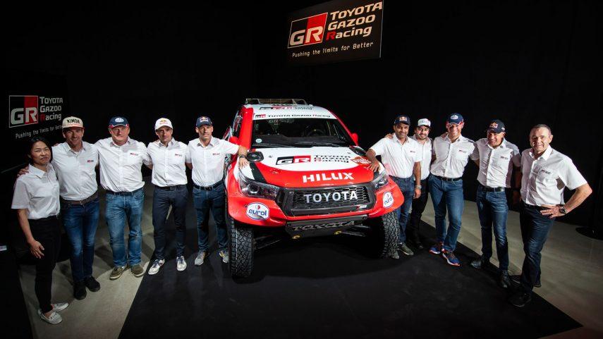 Confirmado: Fernando Alonso disputará el Dakar 2020