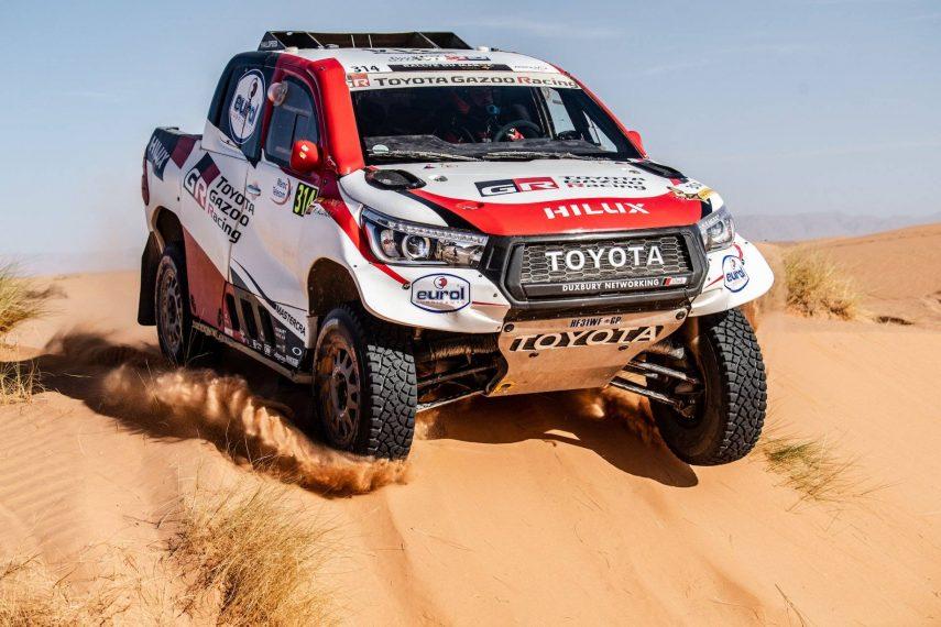 Toyota Dakar 2020 1