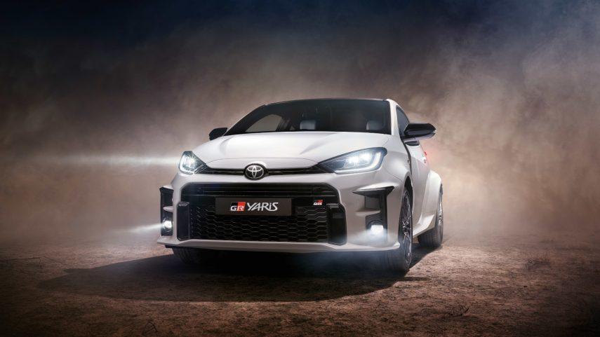 El Toyota GR Yaris ya se puede reservar en España