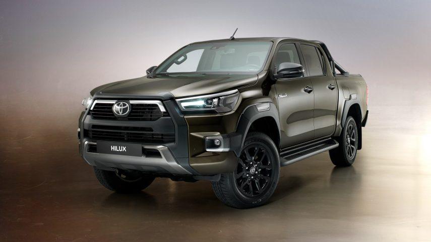 Nuevo Toyota Hilux, en Europa para octubre de 2020