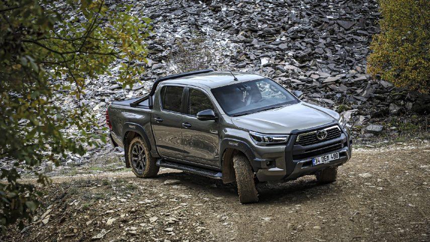 El nuevo Toyota Hilux ya está a la venta en España