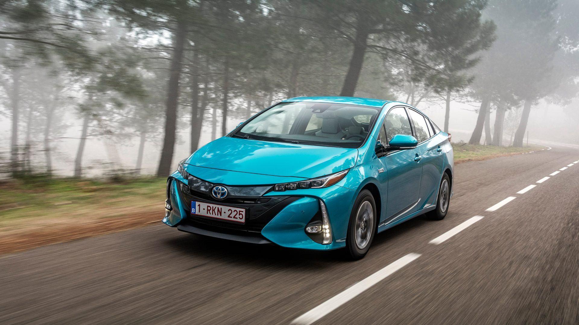 El Toyota Prius Plug-in ya está disponible en España