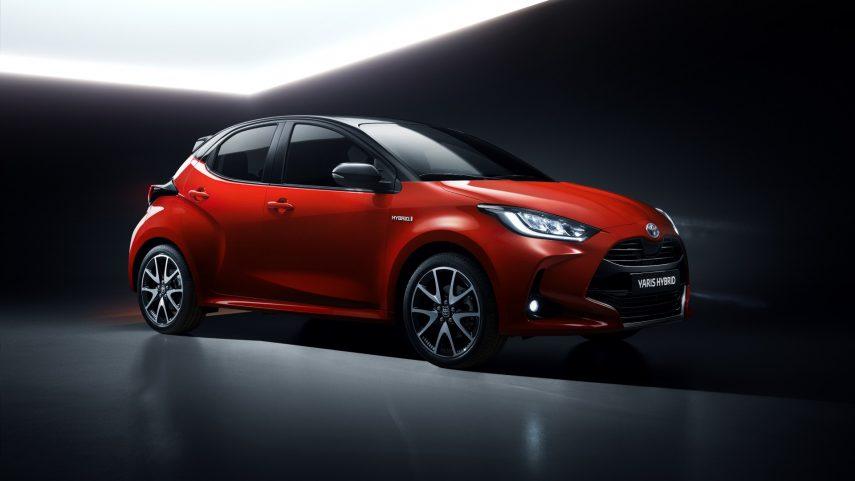 Toyota Yaris Electric Hybrid, ya a la venta desde 17.950 euros