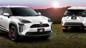 Toyota Yaris Cross TRD 2020 01