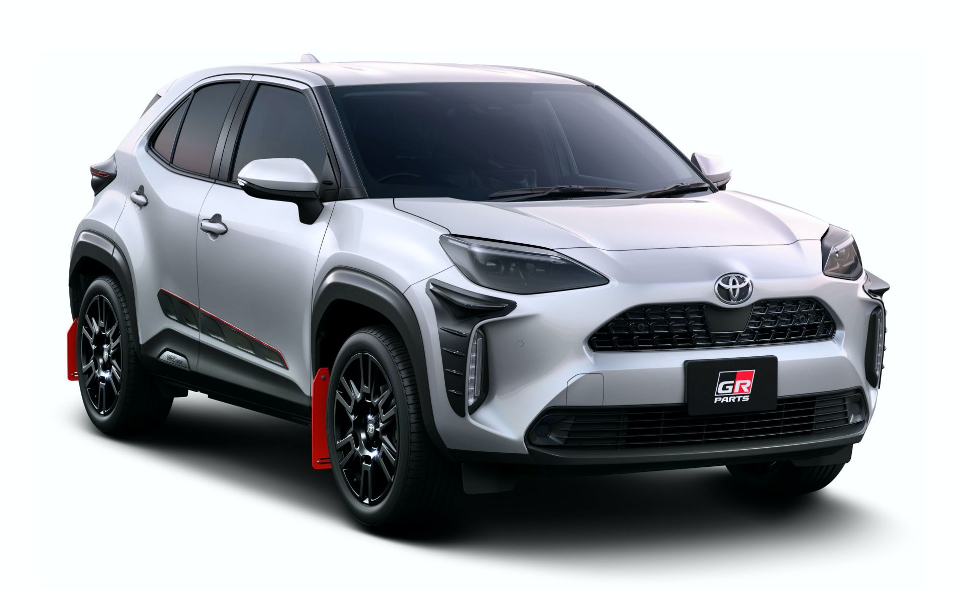 Un poco de picante para el Toyota Yaris Cross