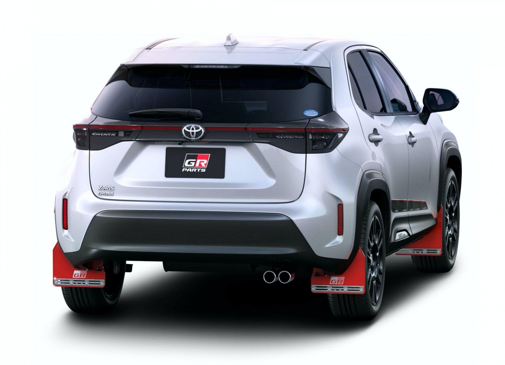 Toyota Yaris Cross TRD 2020 03
