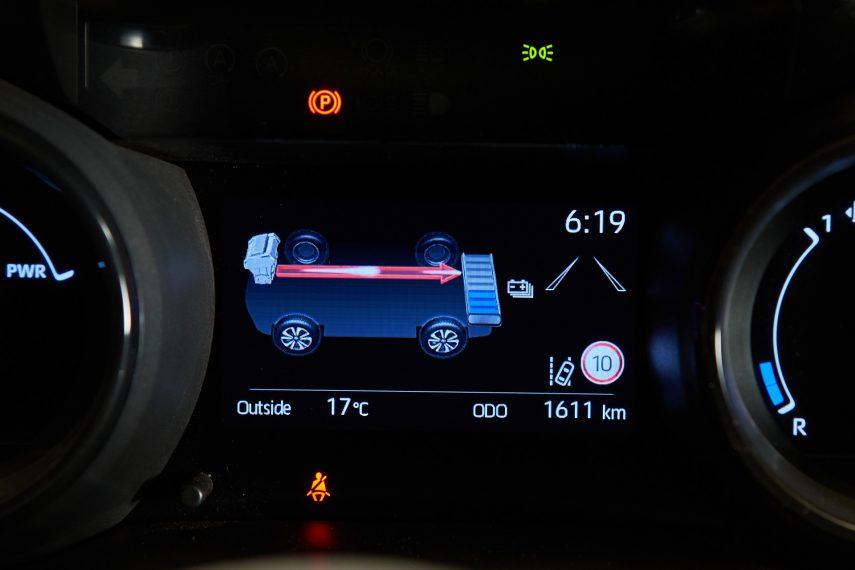 toyota yaris electric hybrid style premiere edition 7