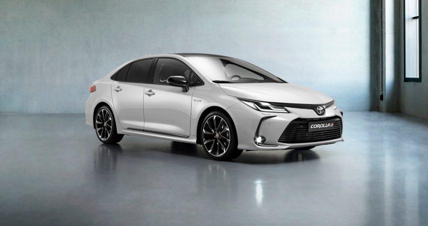 Nuevo Toyota Corolla sedán GR-Sport, disponible desde 2021