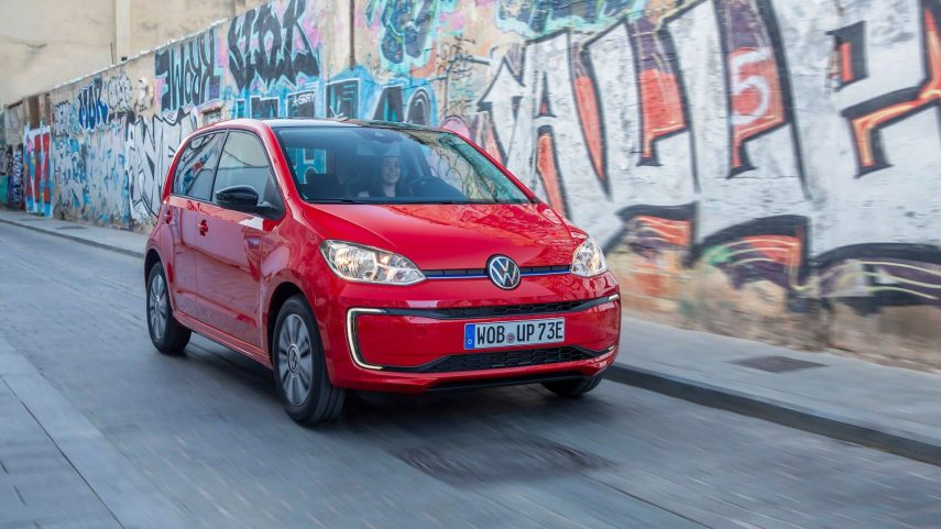 Volkswagen e-up! 2020, el eléctrico más accesible de la marca
